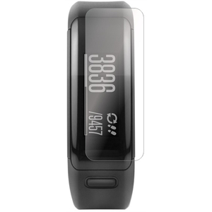 Folie protectie pentru Garmin Vivosmart HR, SMART PROTECTION, display, 2 folii incluse, polimer, transparent
