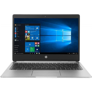 Laptop HP EliteBook Folio G1, Intel® Core™ m7-6Y75 pana la 3.1GHz, 12.5 Full HD, 8GB, SSD 256GB, Intel® HD Graphics 515, Windows 10 Pro, Argintiu