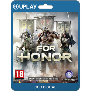 For Honor PC (licenta electronica Uplay)