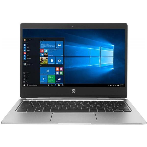 Laptop HP EliteBook Folio G1, Intel® Core™ m7-6Y75 pana la 3.1GHz, 12.5 Full HD, 8GB, SSD 256GB, Intel® HD Graphics 515, Windows 10 Pro, Argintiu