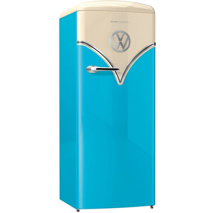 Frigider cu 1 usa GORENJE OBRB153BL, 254 l, 154 cm, A+++, bleu