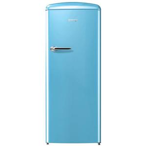 Frigider cu 1 usa GORENJE ORB152BL, 254 l, 154 cm, A++, bleu