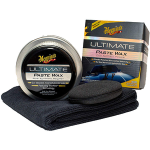Kit polish auto 3 in 1 MEGUIARS G18211MG, 311g