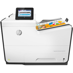 Imprimanta laser color HP PageWide Enterprise Color 556dn, A4, USB, Retea