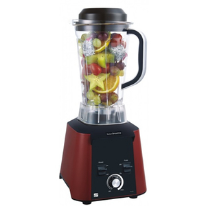 Blender profesional avansat G21 Perfect Smoothie Vitality 6008123, 1680W, 2.5l, 32.000rot/min, rosu