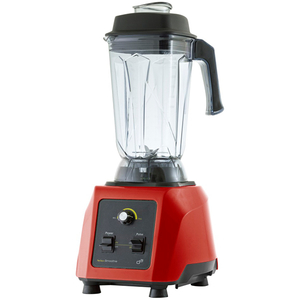 Blender profesional G21 Perfect Smoothie 6008101, 1500W, 2.5l, 35.000rot/min, rosu