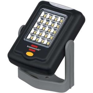 Lampa LED BRENNENSTHUL 157241,105 lumeni, 20 + 3 SMD LED, 105 lumeni, negru
