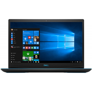 "Laptop Gaming DELL G3 3590, Intel Core i7-9750H pana la 4.5GHz, 15.6"" Full HD, 16GB, SSD 256GB + HDD 1TB, NVIDIA GeForce GTX 1650 4GB, Windows 10 Home, negru"