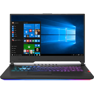 "Laptop Gaming ASUS ROG Scar G731GW-EV014T, Intel Core i9-9880H pana la 4.8GHz, 17.3"" Full HD, 32GB, SSD 1TB, NVIDIA GeForce RTX 2070 8GB, Windows 10 Home, Gunmetal"