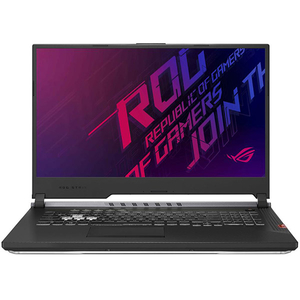 "Laptop Gaming ASUS ROG Strix G G731GV-EV041, Intel Core i7-9750H pana la 4.5GHz, 17.3"" Full HD, 16GB, SSD 512GB, NVIDIA GeForce RTX 2060 6GB, Free Dos, Negru"