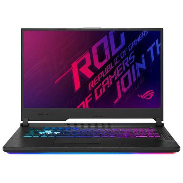 "Laptop Gaming ASUS ROG Strix G G731GV-H7145, Intel Core i7-9750H pana la 4.5GHz, 17.3"" Full HD, 16GB, SSD 512GB, NVIDIA GeForce RTX 2060 6GB, Free Dos, Negru"
