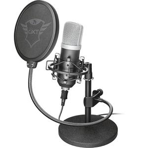 Microfon cardioid pentru streaming TRUST GXT 252 Emita