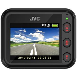 "Camera auto DVR JVC GC-DRE10-S, 2"", Full HD, negru"