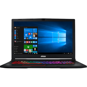 "Laptop Gaming MSI GE73 Raider RGB 8RF, Intel Core i7-8750H pana la 4.1GHz, 17.3"" Full HD, 16GB, SSD 256GB + 1TB, NVIDIA GeForce GTX 1070 8GB, Windows 10 Home"