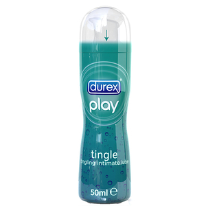 Lubrifiant DUREX Play Tingle, 50ml