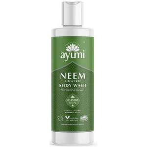 Gel de dus AYUMI Neem&Tea Tree, 250ml