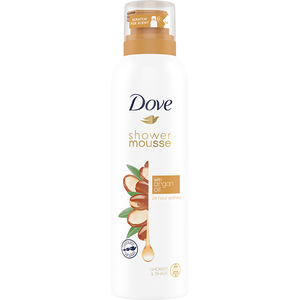 Spuma de dus DOVE Argan Oil, 200ml