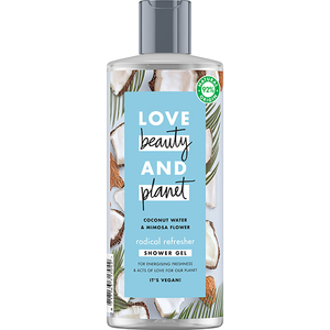 Gel de dus LOVE BEAUTY AND PLANET Radical Refresher, 500ml