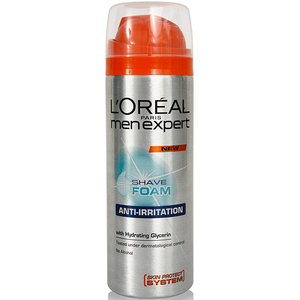 Gel de ras L'OREAL MEN EXPERT Anti-iritatii, 200ml