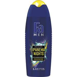 Gel de dus FA Men Ipanema Nights, 400ml