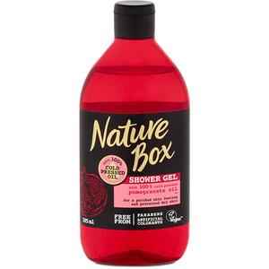 Gel de dus NATURE BOX Rodie, 385ml
