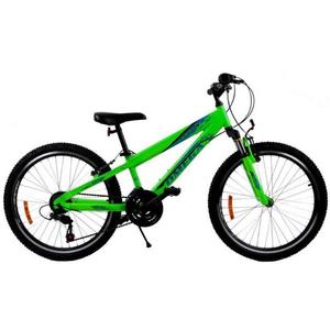 "Bicicleta copii Omega Gerald, 24"", verde"