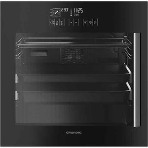 Cuptor incorporabil GRUNDIG GEZS57000BL, electric, 80l, A, negru