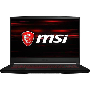"Laptop Gaming MSI GF63 Thin 9SC-699XRO, Intel Core i5-9300H pana la 4.1GHz, 15.6"" Full HD, 8GB, SSD 256GB, NVIDIA GeForce GTX 1650 Max-Q Design 4GB, Free Dos, negru"
