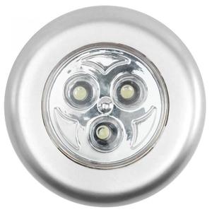 Lampa universala cu Led-uri HOME GL 03, 3 led-uri, alb