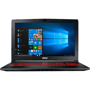 "Laptop Gaming MSI GL62MVR 7RFX, Intel® Core™ i5-7300HQ pana la 3.5GHz, 15.6"" Full HD, 8GB, SSD 256GB, NVIDIA GeForce® GTX 1060 3GB, Windows 10 Home"