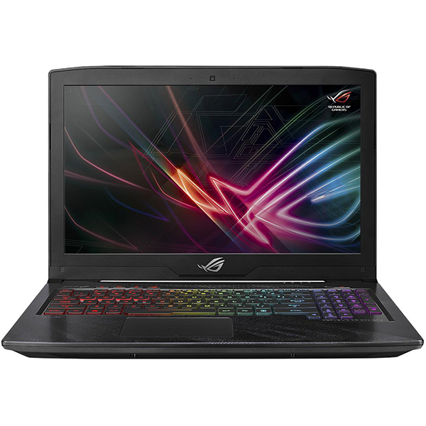 "Laptop Gaming ASUS ROG Hero Edition GL503GE-EN120, 15.6"" Full HD, Intel Core i7-8750H pana la 4.1GHz, 8GB, HDD 1TB + SSD 128GB, NVIDIA GeForce GTX 1050 Ti 4GB, Free Dos"