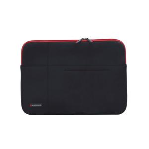 """Husa laptop PROMATE Zipper-L, 15.6"""", negru"""