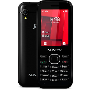 Telefon ALLVIEW M8 Stark, 2G, Dual SIM, Black