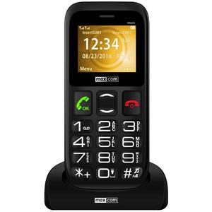 Telefon MAXCOM MM426, 2G, Dual SIM, Black