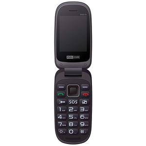 Telefon MAXCOM Comfort MM818, 32MB RAM, 2G, Dual SIM, Black