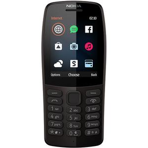 Telefon mobil NOKIA 210 (2019), 16MB, 2G, Dual SIM, negru