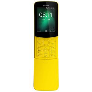 Telefon mobil NOKIA 8110 512MB RAM, 4GB, 4G, Dual SIM, Yellow