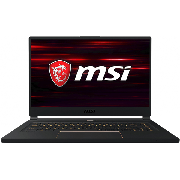 "Laptop Gaming MSI GS65 Stealth 8SE, Intel® Core™ i7-8750H pana la 4.1GHz, 15.6"" Full HD, 16GB, SSD 256GB, NVIDIA GeForce RTX 2060 6GB, Free Dos"