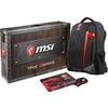 Pachet Rucsac, Mouse, MousePad Gaming MSI LotBox 2019 GE, GS Series