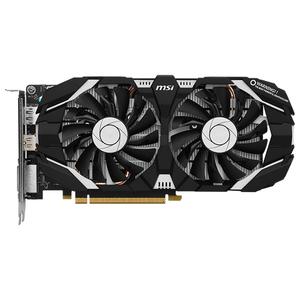 Placa video MSI NVIDIA GeForce GTX 1060, 6GB GDDR5, 192bit, GTX 1060 6GT OCV1