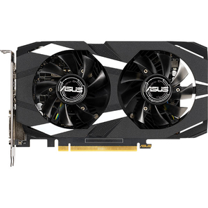 Placa video ASUS NVIDIA GeForce GTX 1650, 4GB GDDR5, 128bit, DUAL-GTX1650-O4G