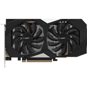 Placa video GIGABYTE NVIDIA GeForce GTX 1660 Ti, 6GB GDDR6, 192bit,  GV-N166TOC-6GD