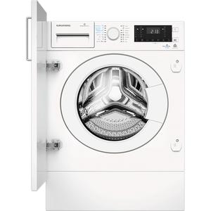 Masina de spalat rufe cu uscator incorporabila GRUNDIG GWDI854, 8/5kg, A, alb