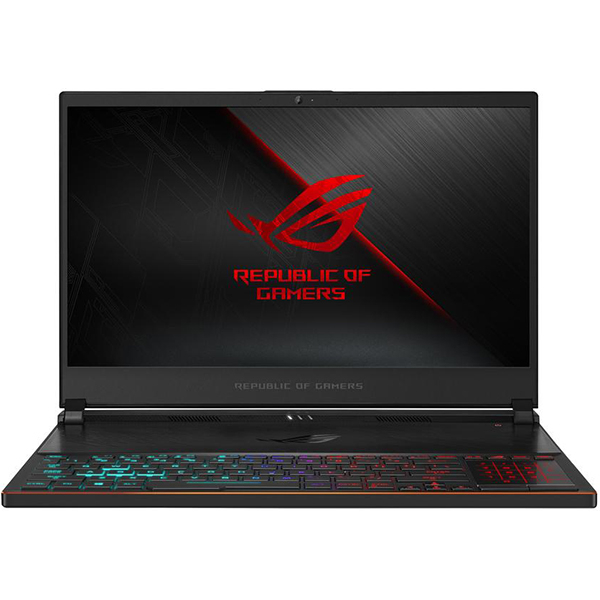 "Laptop Gaming ASUS ROG Zephyrus S GX531GW-ES009T, Intel® Core™ i7-8750H pana la 4.1GHz, 15.6"" Full HD, 16GB, SSD 512GB, NVIDIA GeForce GTX 2070 8GB, Windows 10 Home"