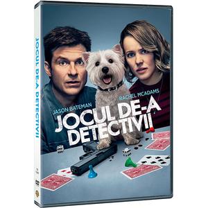 Jocul de-a detectivii DVD