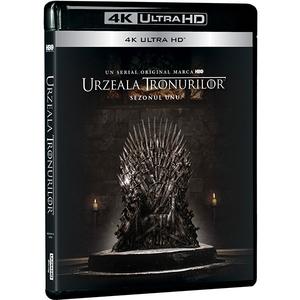 Urzeala tronurilor - Sezonul 1 UHD 4K