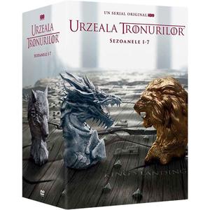 Urzeala tronurilor - Sezonul 1-7 DVD