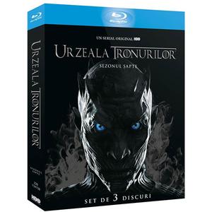 Urzeala tronurilor - Sezonul 7 Blu-ray