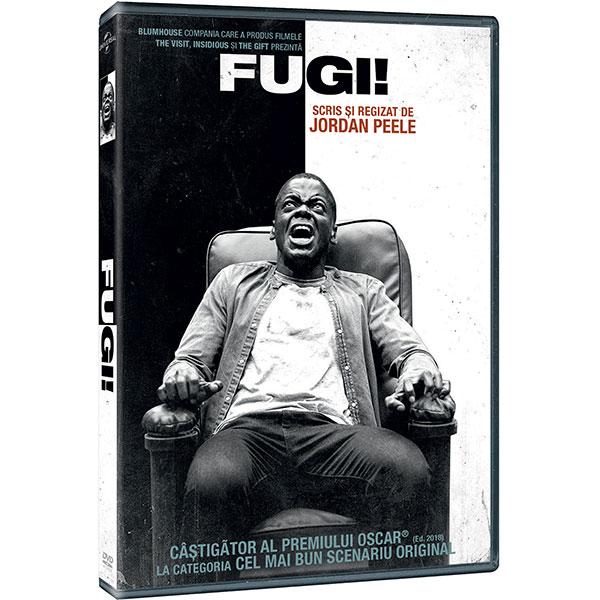 Fugi! DVD