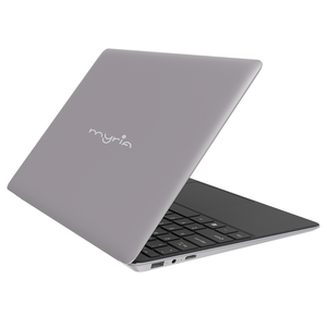 "Laptop MYRIA MY8311GY, Intel® Celeron® N4000 pana la 2.4GHz, 13.3"" Full HD IPS, 4GB, 32GB eMMC, Intel® HD Graphics 600, Windows 10 Home"